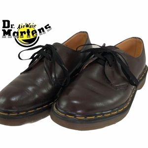 DR. MARTEN'S brown oxfords made in England
